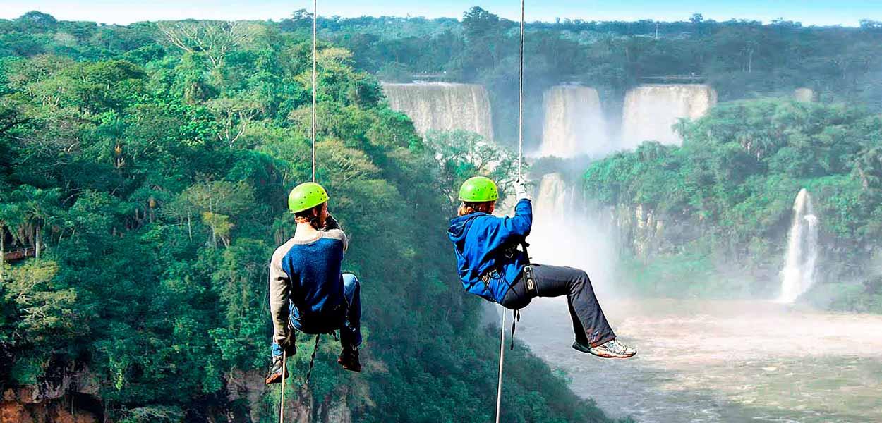 Rapel en Iguazú - visitar las cataratas de Iguazú: qué ver y hacer, la guía completa