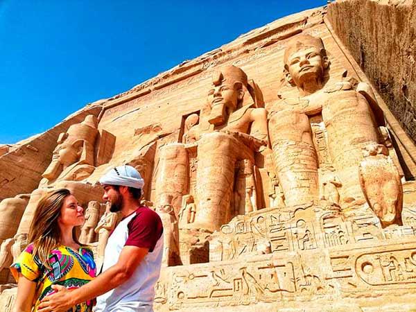 Opinión de viaje a Egipto de Jorge y familia - Abu Simbel