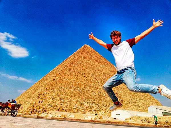 Opinión de viaje a Egipto de Jorge y familia