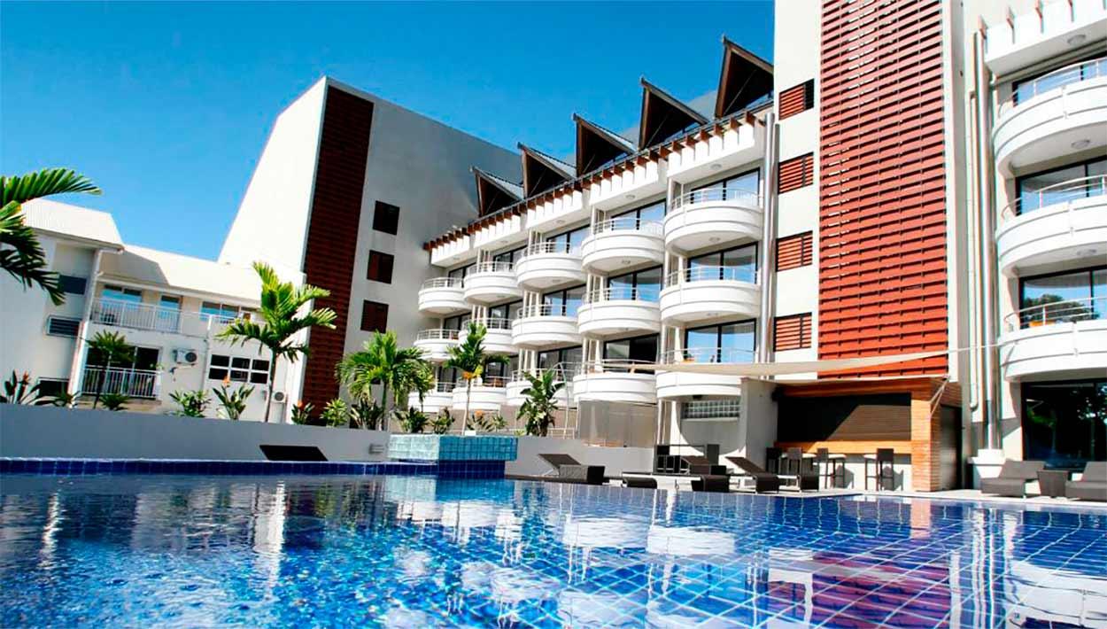 HOTEL TAHITI NUI - Polinesia de nueve noches en hoteles categoría turista