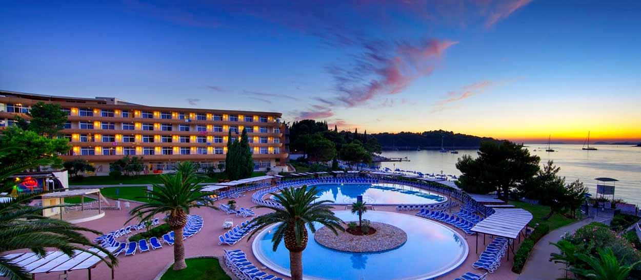 Hotel Albatros - Dubrovnik (Cavtat) - Perlas del Adriático