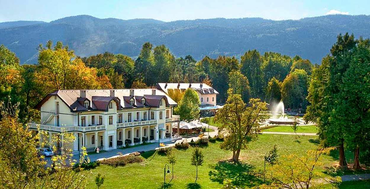 SPA HOTEL TERME EN SARAJEVO - TOUR DE LOS BALCANES CON SALIDAS GARANTIZADAS
