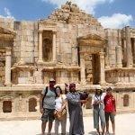 Viaje a Jordania de Ana y familia 01