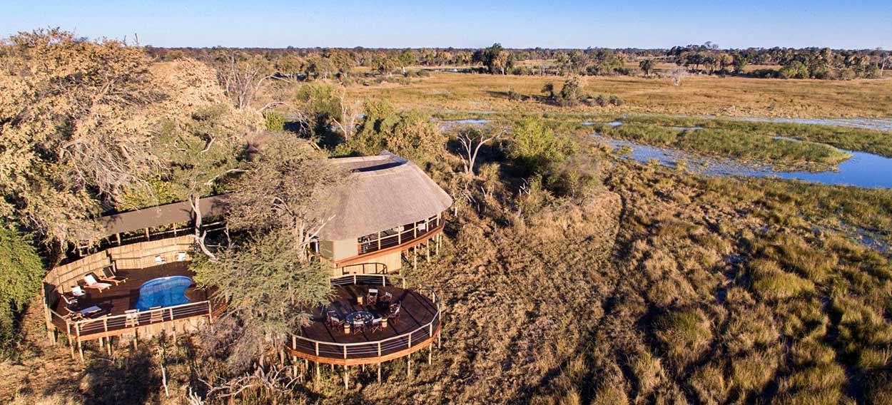 Botswana Express - MMA DINARE (Delta del Okavango)