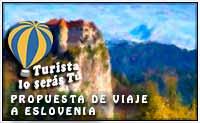 propuesta de viaje a Eslovenia