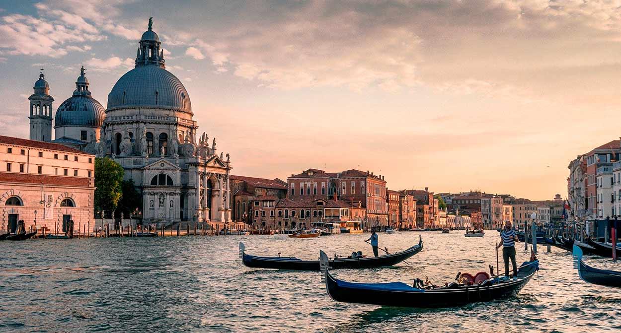 Venecia - Perlas del Adriático - Imagen de Gerhard Bögner en Pixabay
