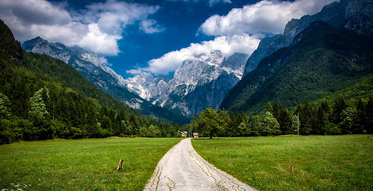 Alpes Julianos - Naturaleza de Eslovenia fly & drive