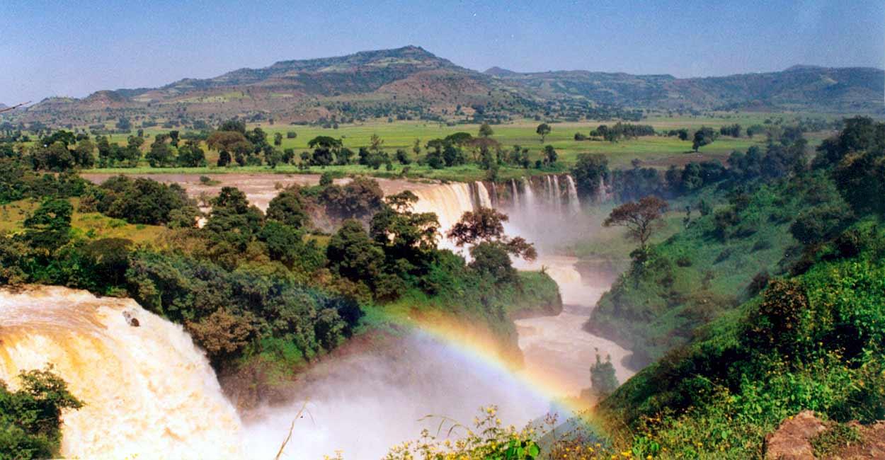 Etiopía Norte y Sur en privado - Cataratas del Nilo Azul (Bahar Dar)