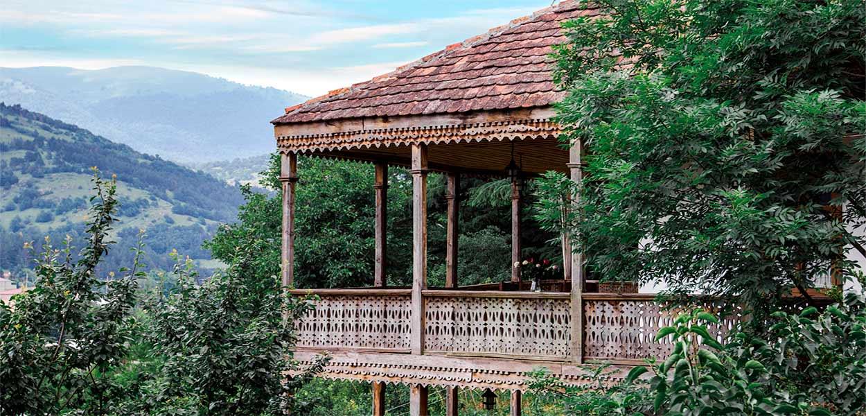 OLD DILIJAN TUFENKIAN - Turismo Vivencial en Armenia (Tour en Privado)