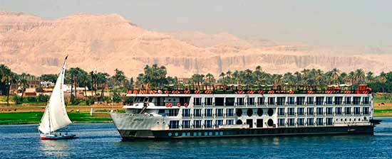 M/S MAYFAIR - Egipto en privado de 7 noches con Gran Museo Egipcio