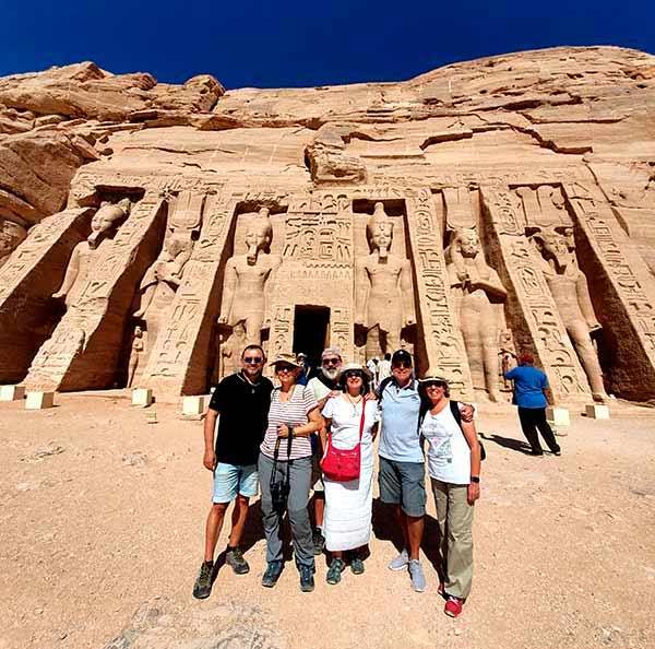 Valoración de viaje a Egipto deManel, Cati, Anna, Jaume, Magda y Vicenç - Abu Simbel