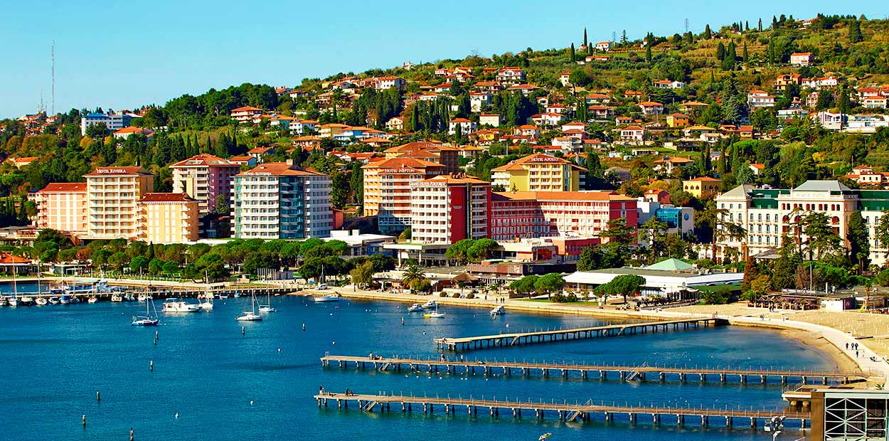 Lifeclass hotel, Portoroz (costa eslovena) - Eslovenia Esencial