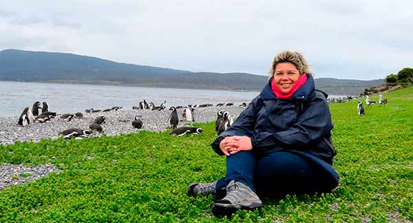 Opinión de Viaje a Argentina y Chile de María Luisa: en Pingüinera Isla Martillo, Ushuaia
