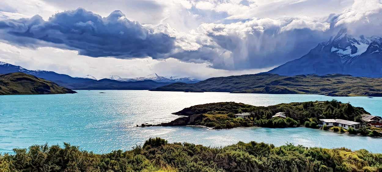 Testimonio del viaje a Argentina y Chile de Rosa y familia: parque nacional Torres del Paine