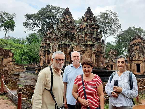 Valoración de viaje a Camboya, Vietnam y Laos de Ricardo, Teresa, Margarita y Luis - Angkor Wat 01