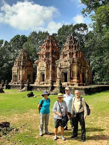 Valoración de viaje a Camboya, Vietnam y Laos de Ricardo, Teresa, Margarita y Luis - Ankgor Wat 02