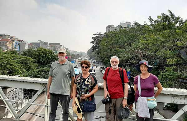 Valoración de viaje a Camboya, Vietnam y Laos de Ricardo, Teresa, Margarita y Luis - Hanoi 01