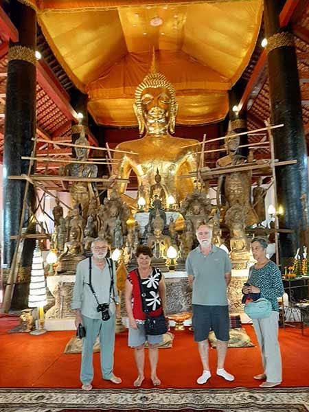 Valoración de viaje a Camboya, Vietnam y Laos de Ricardo, Teresa, Margarita y Luis - estatua de Buda 01