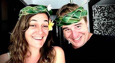 Valoración de viaje a Polinesia de Gema y David