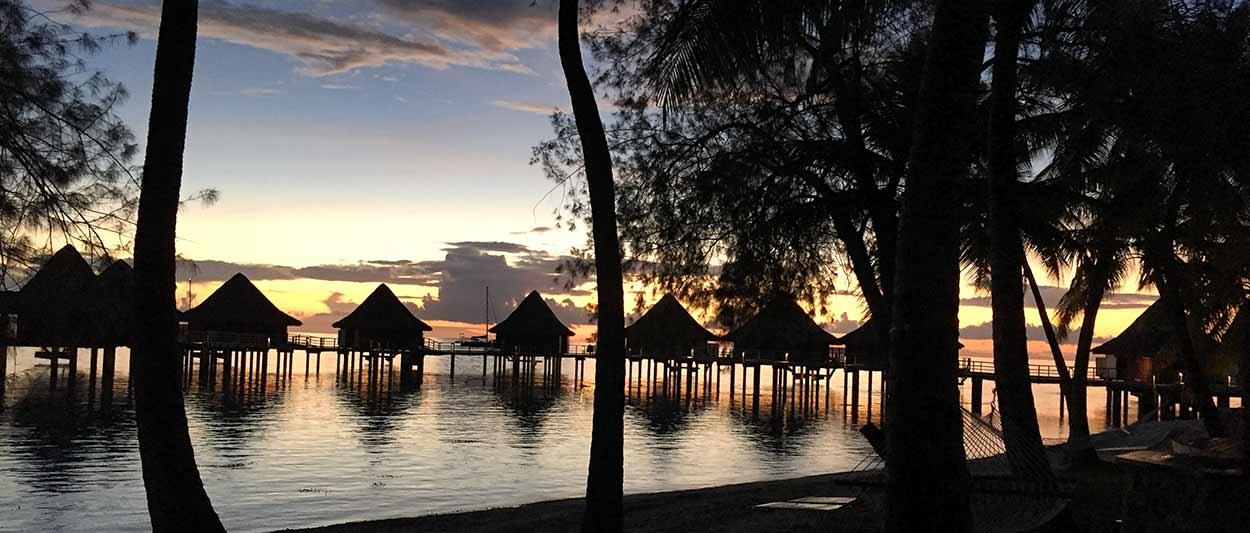 Le Méridien Bora Bora - Valoración de viaje a Polinesia de Gema y David