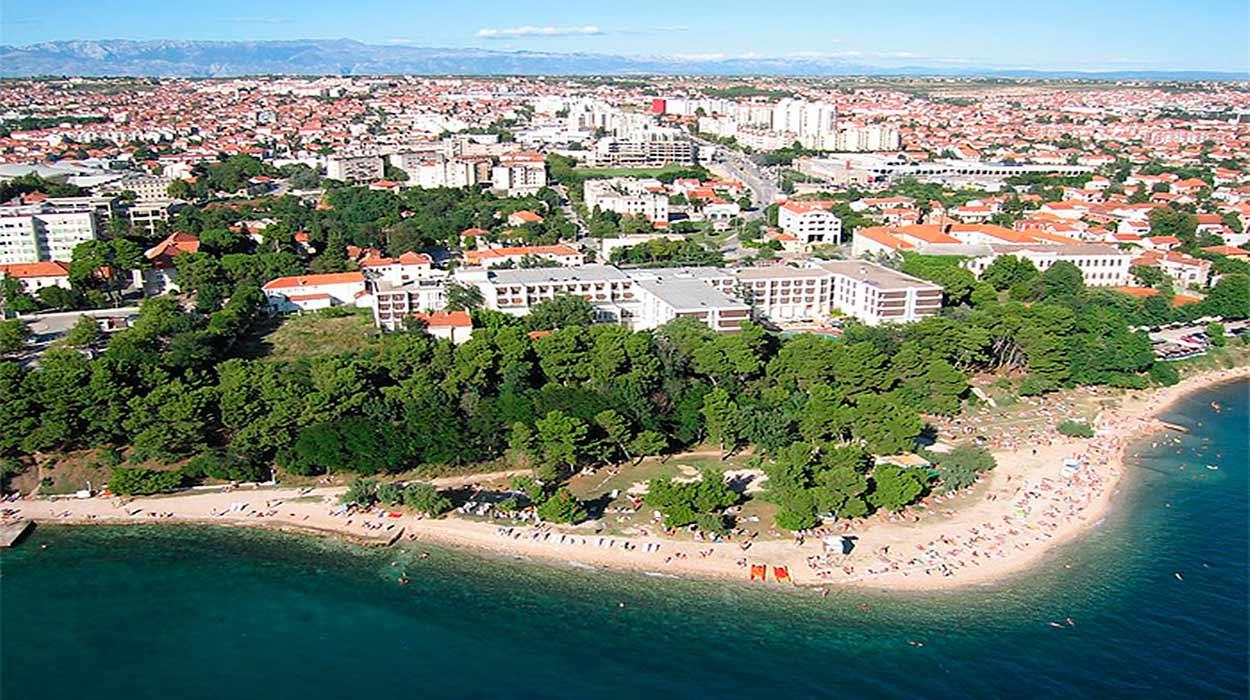 Hotel Kolovare, Zadar - ESLOVENIA, CROACIA Y BOSNIA EXPRESS