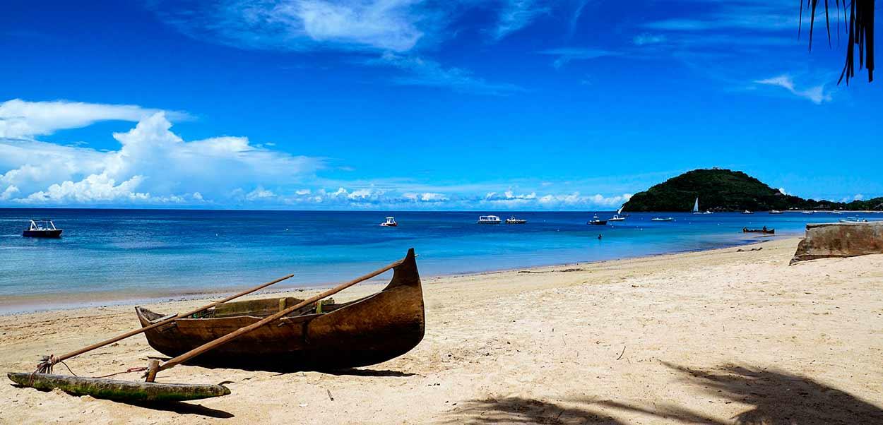 Madagascar sur en servicio compartido con salidas garantizadas