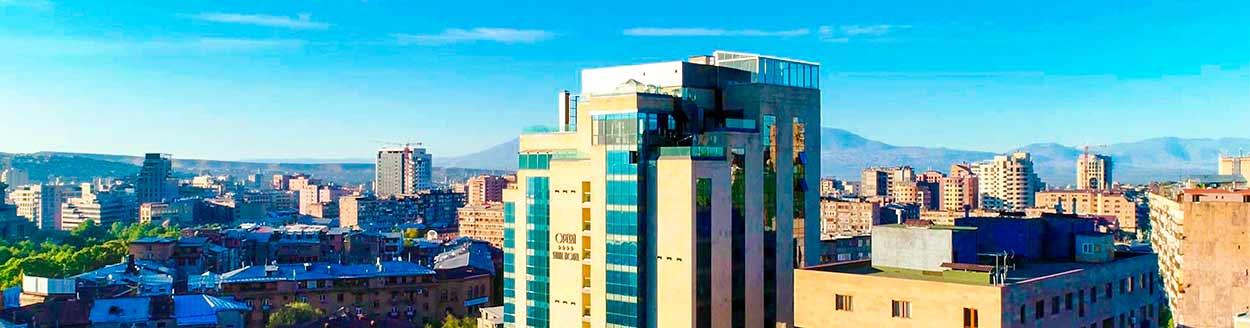Hotel Opera Suite en Ereván - TOUR DE ARMENIA CON SALIDAS GARANTIZADAS