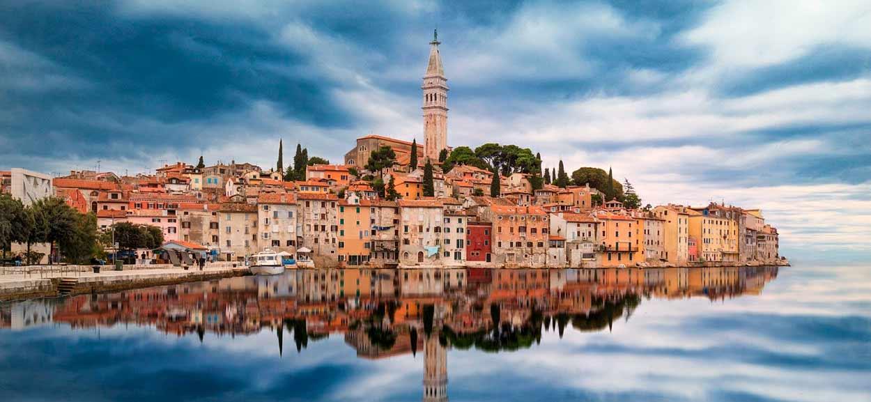 Rovinj - Eslovenia y Croacia Express