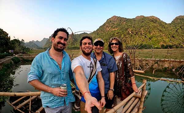 Opinión de viaje a Vietnam de Mario y familia 01