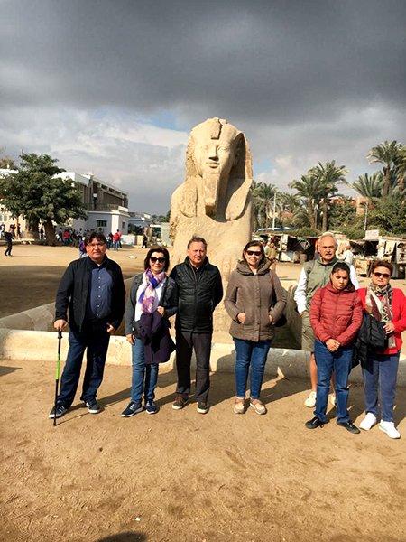 Viaje a Egipto de Regina, familia y amigos 04