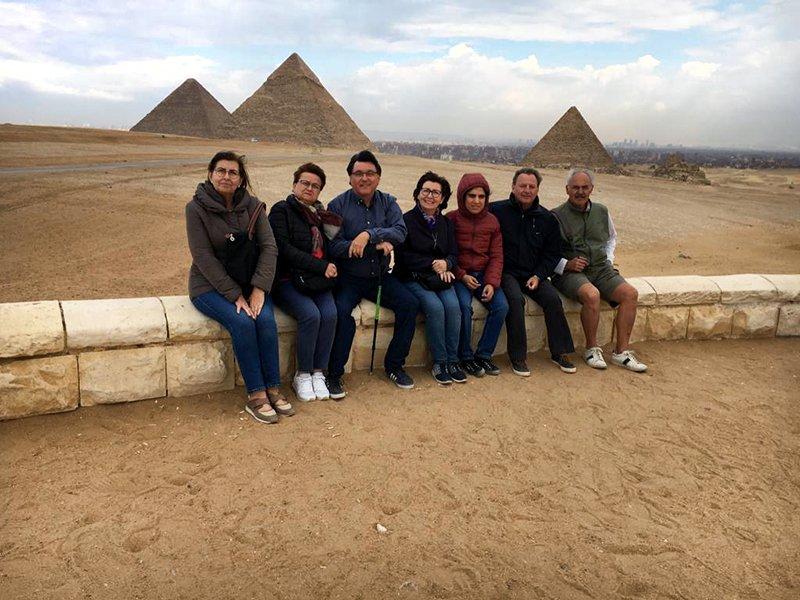Viaje a Egipto de Regina, familia y amigos 05