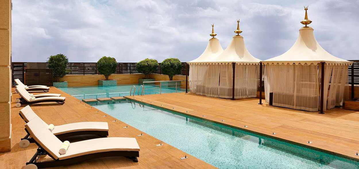 Hilton, Jaipur - Viaje a India del Norte