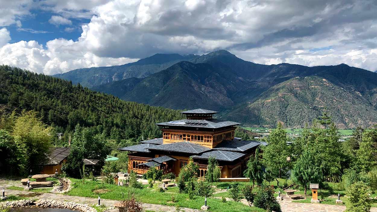 Naksel Boutique Resort (Paro) - Tour de Nepal y Bután de 8 días [salida garantizada]