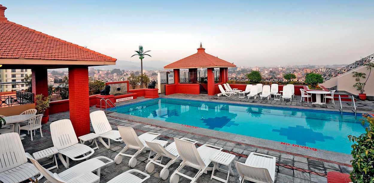 Radisson Hotel, Katmandú - VIAJE A INDIA Y NEPAL
