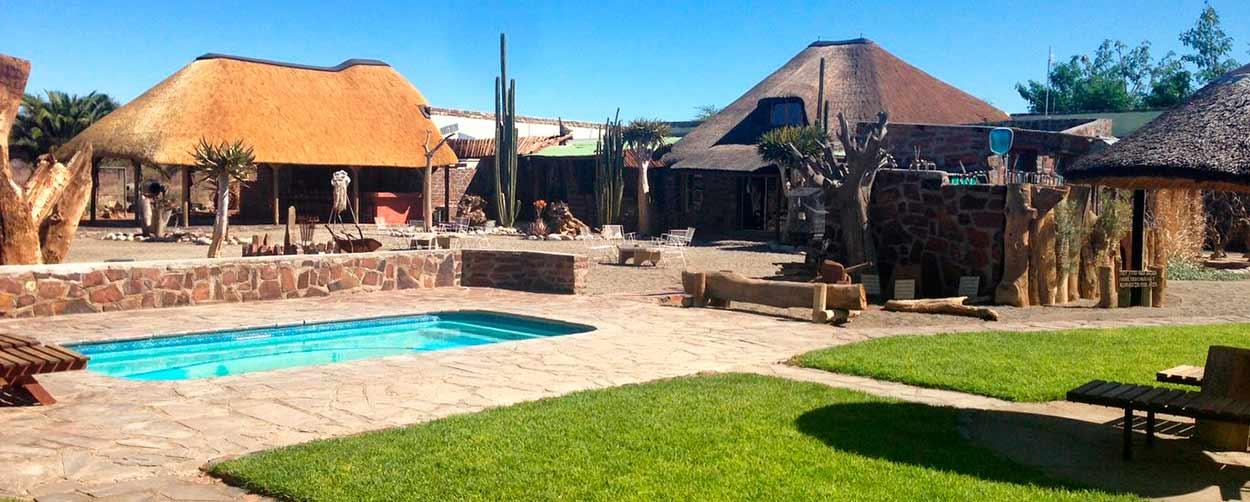 Tsauchab River Camp (Namib) - TOUR DE NAMIBIA CON FECHAS DE SALIDA GARANTIZADA Y GUIA EN ESPAÑOL