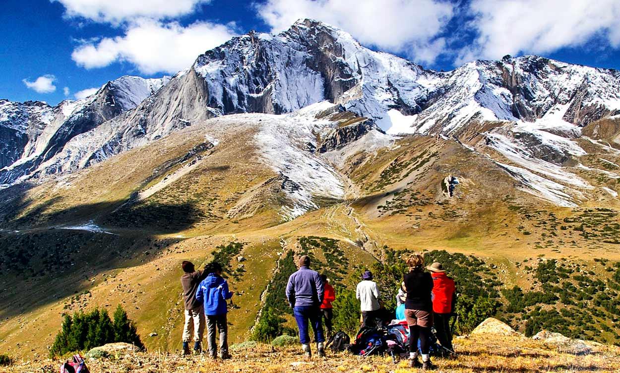 Kirguistán turismo (Ruta de la seda)
