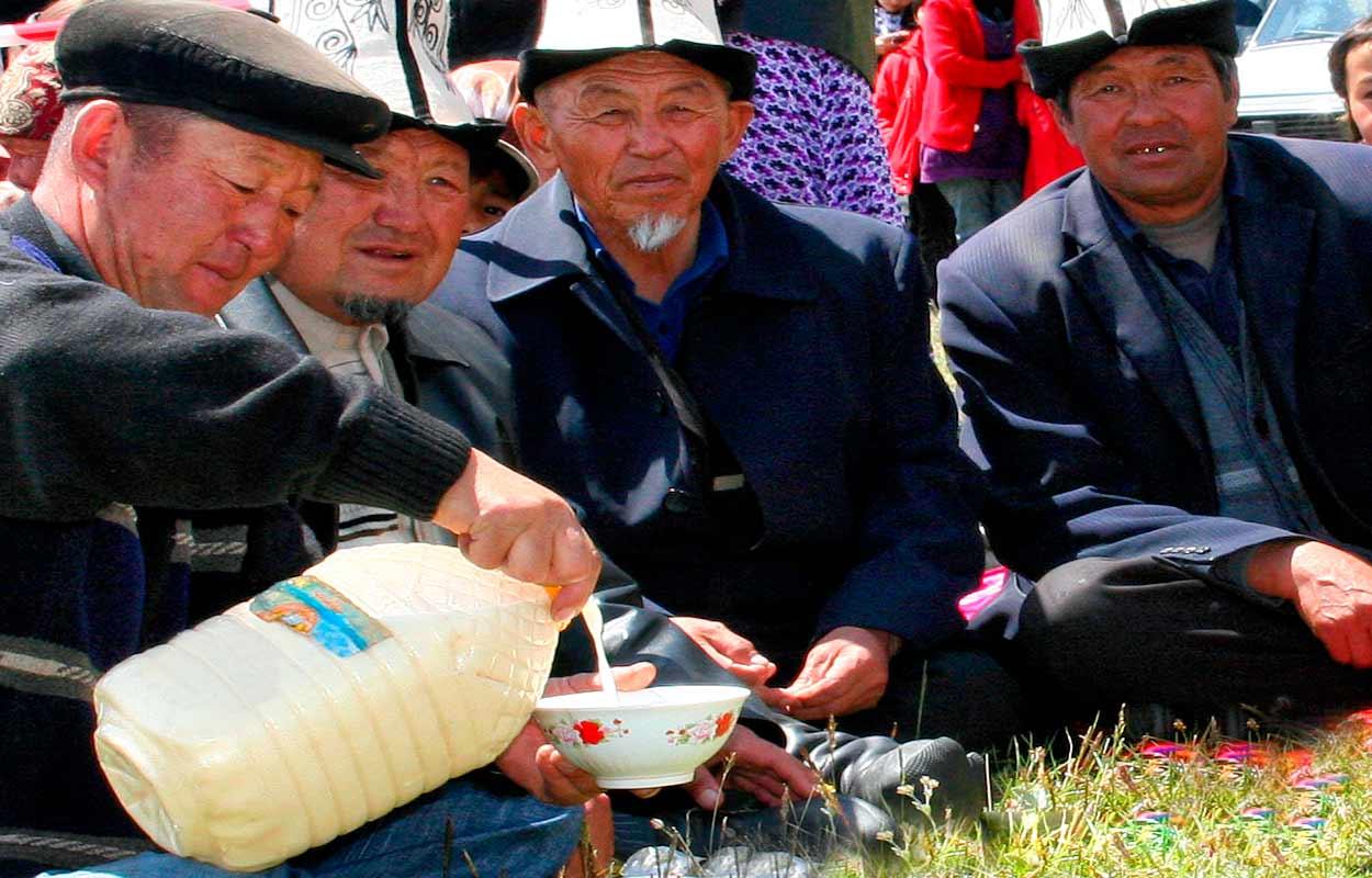 Kymyz - 14 Razones para viajar a Kirguistán, el país de las montañas celestiales