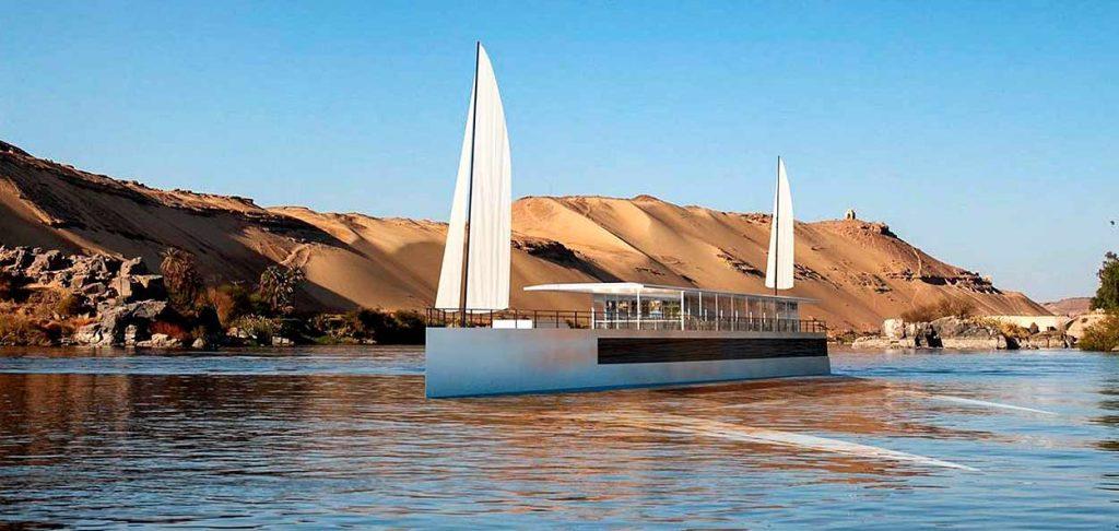 Kazazian, dahabiya de gran lujo - Egipto gran lujo y en privado