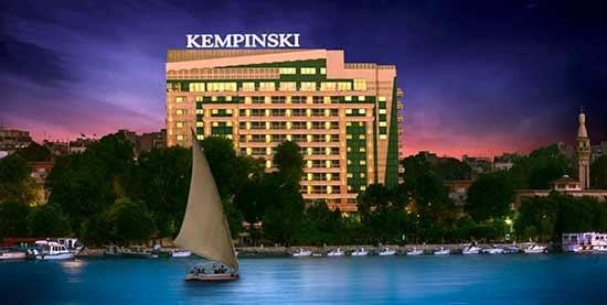 KEMPINSKI NILE HOTEL - Egipto de 10 noches de lujo y en privado