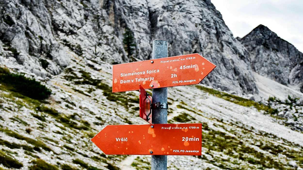 Rutas de senderismo, trekking abundan en Eslovenia - 14 Razones para viajar a Eslovenia - Image by lloorraa from Pixabay