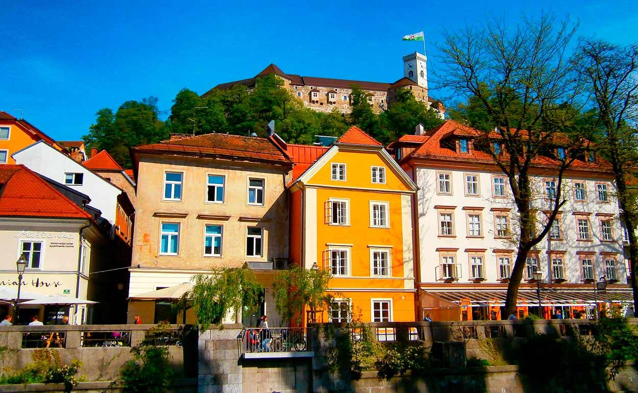 Liubliana de Jože Plečnik - Image by ValentinaLJ from Pixabay - 14 Razones para viajar a Eslovenia