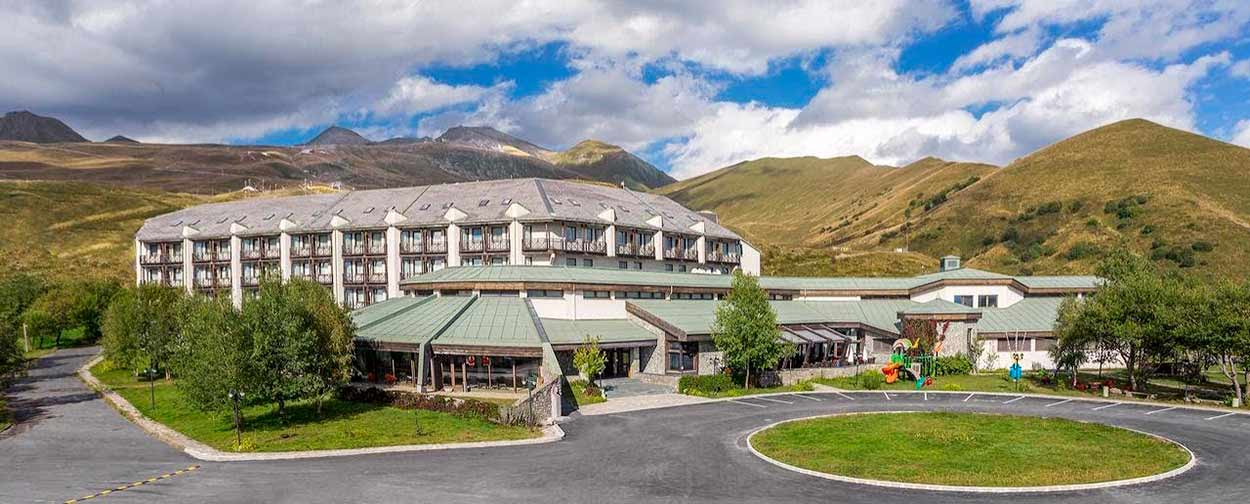 Marco Polo Hotel (Gudauri) - TOUR DE ARMENIA Y GEORGIA DE SALIDA GARANTIZADA