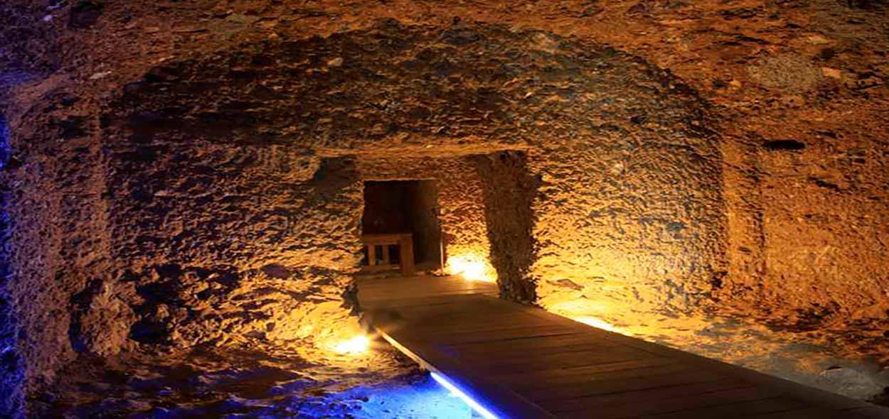 El lugar arqueológico de Amisos - Turquía turismo