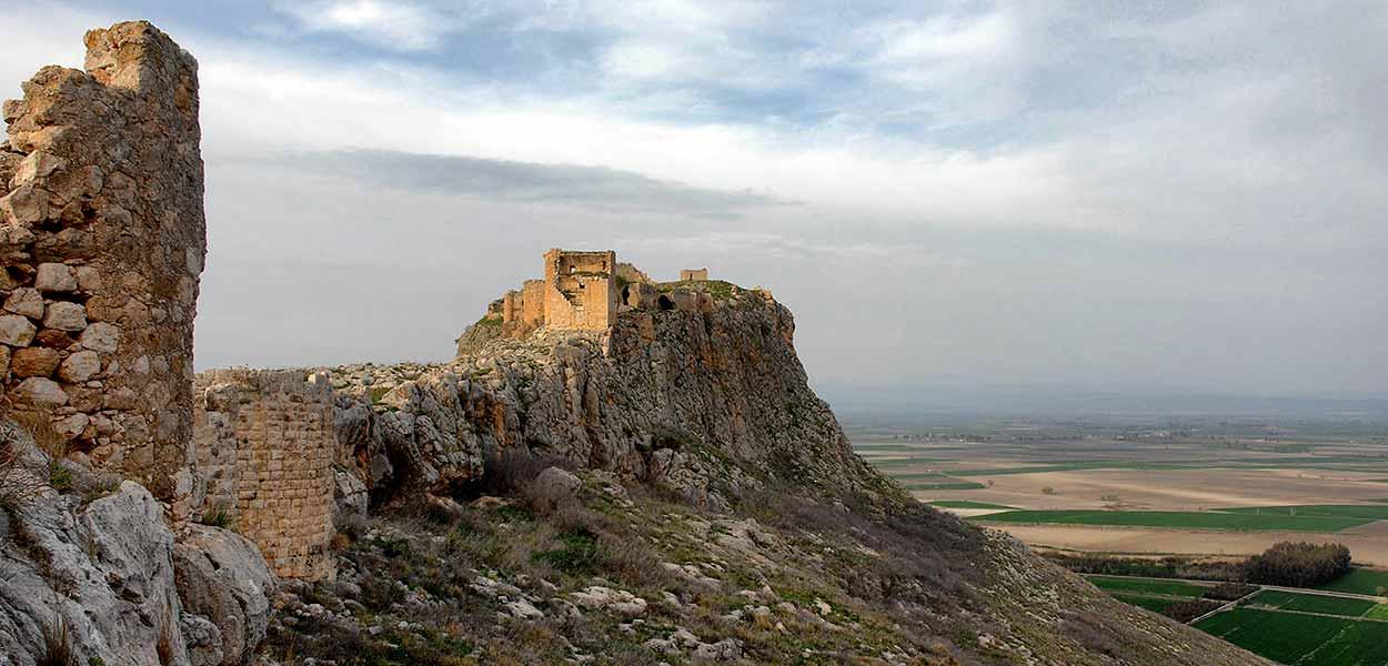Murallas medievales de Anavarza - Turquía turismo