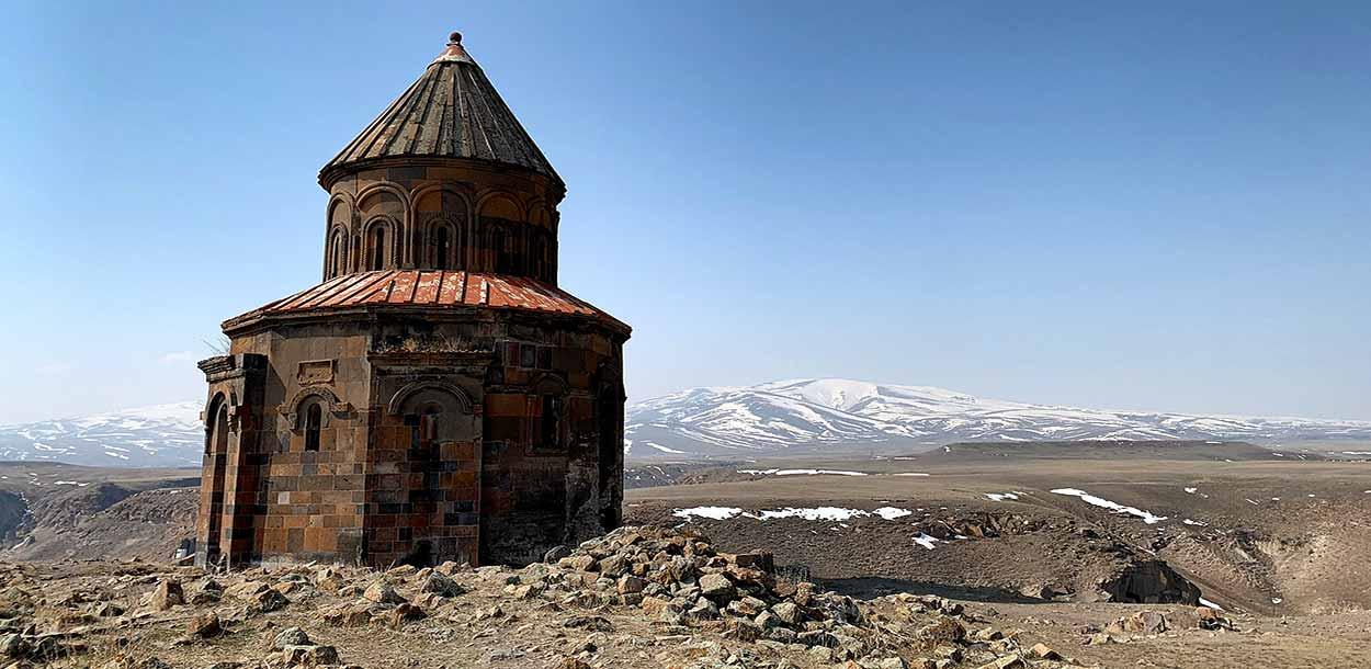 Ani conserva vestigios de lo que fue una parada obligatoria de la Ruta de la Seda - Turquía turismo