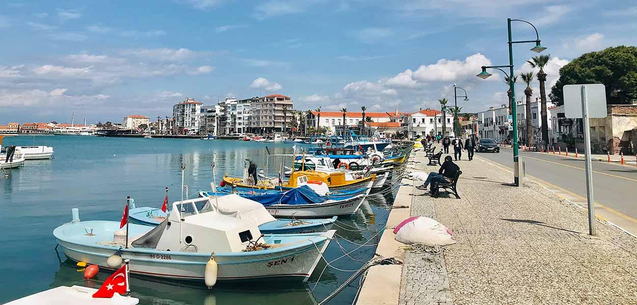 Turquía turismo - AYVALIK