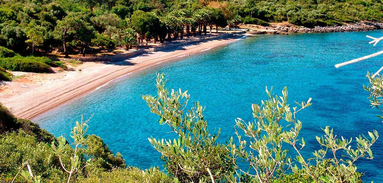 Datça - turismo de Turquía
