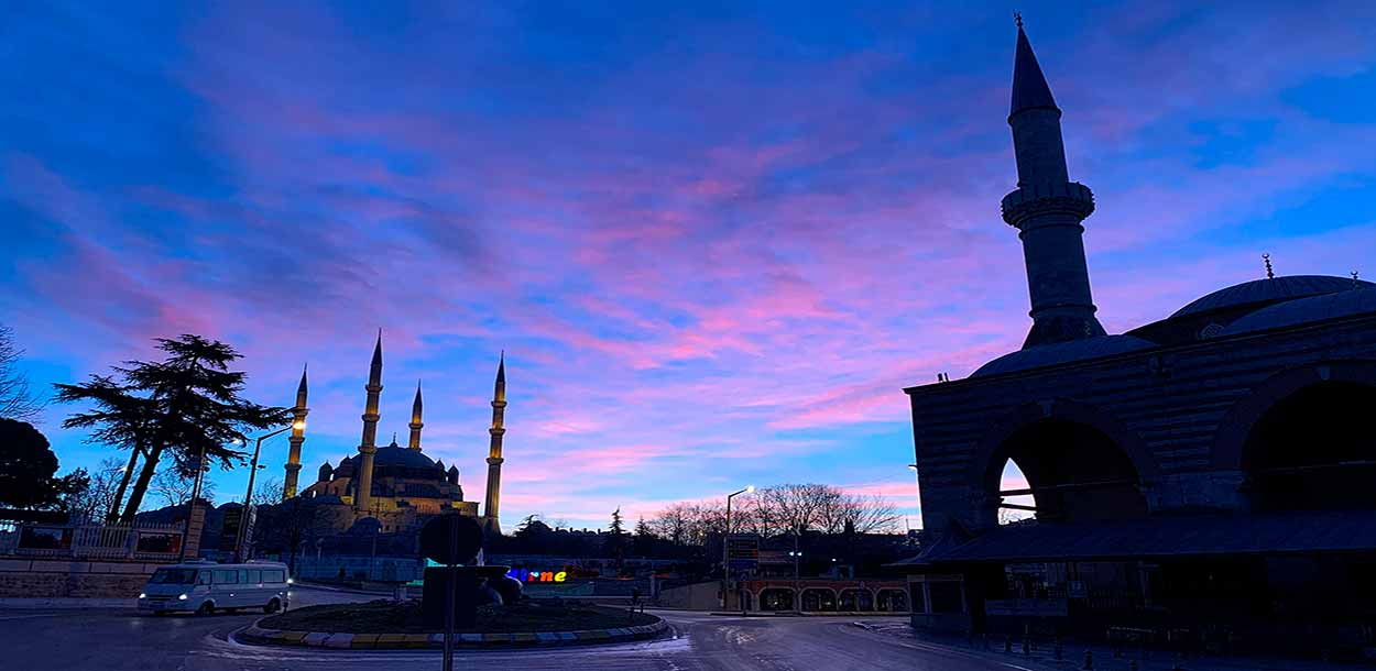 EDIRNE - Turquía turismo