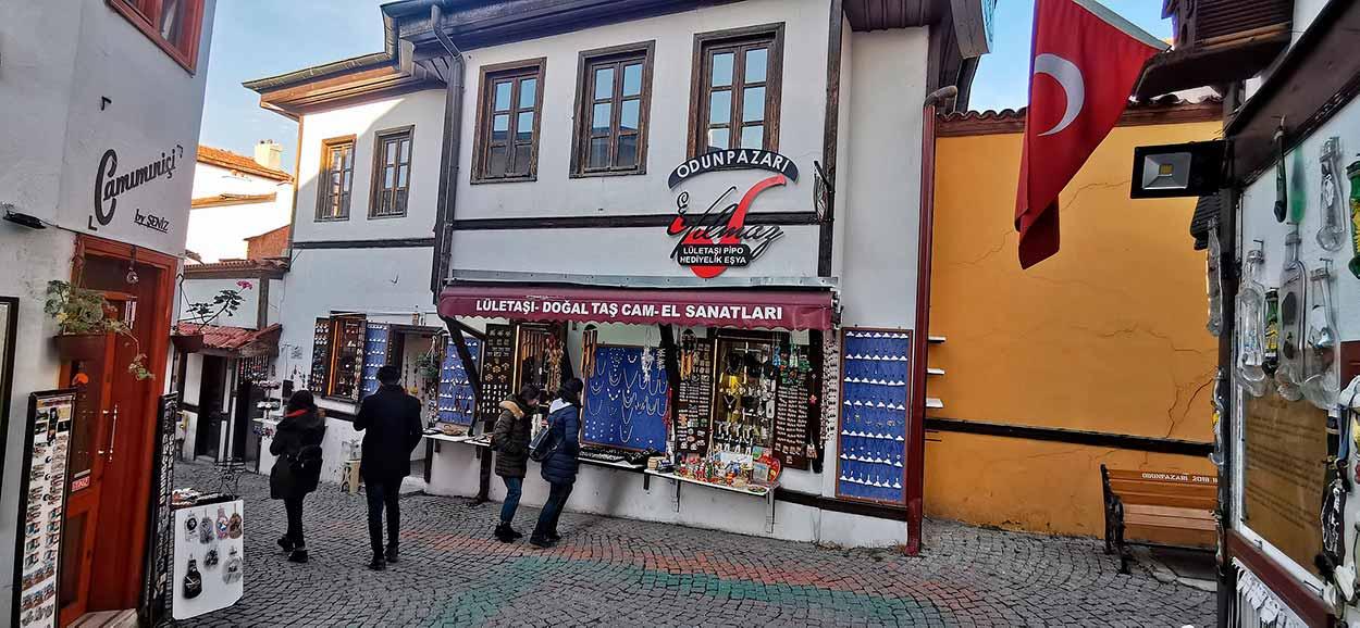Eskisehir - turismo de Turquía