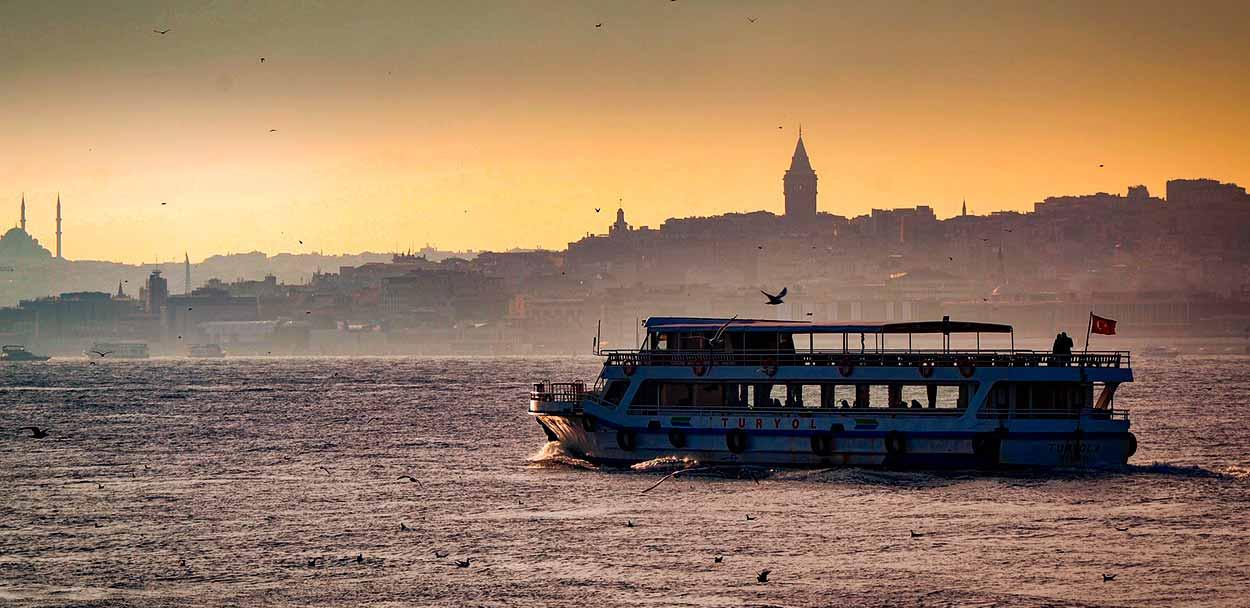 turismo de Turquía - Estambul